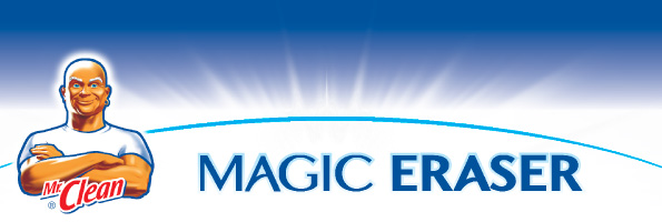 Magic Eraser - Toronto Home Cleaning