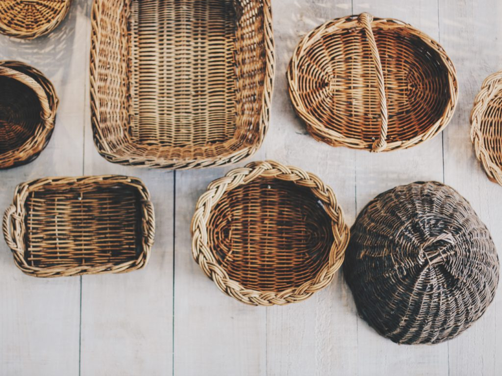 Baskets! Baskets! Baskets!