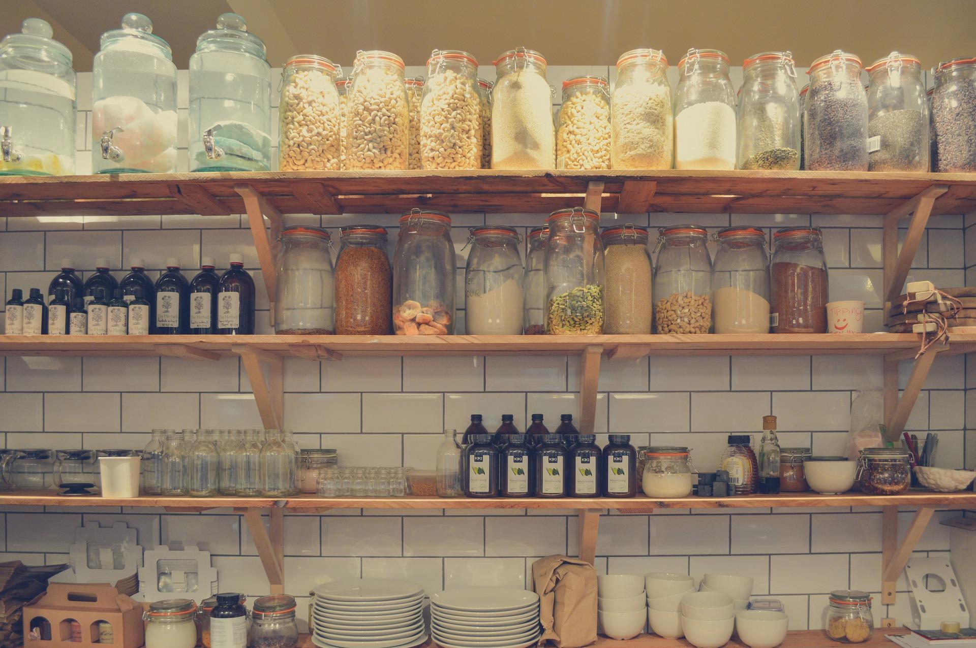 Essential Cupboard Items