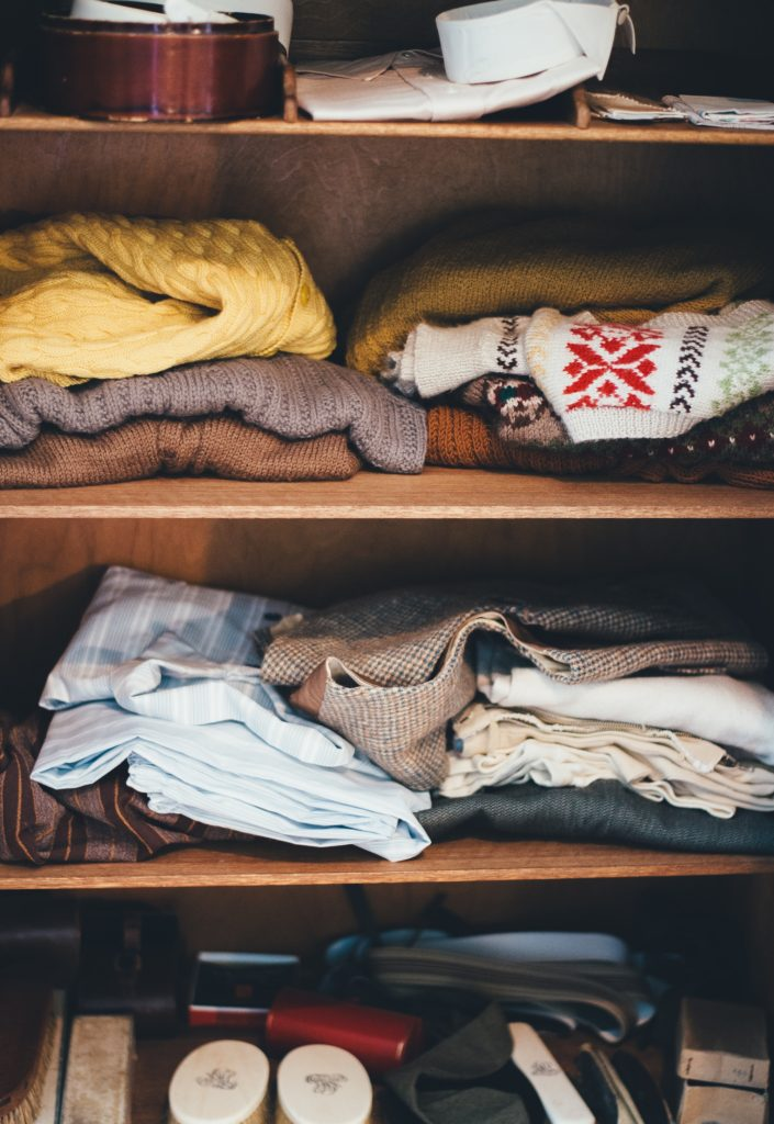 Maximizing Storage Space for Clothes and Other Items